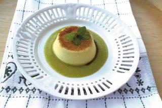 Budini di parmigiano con crema di zucchine: fatti al bimby