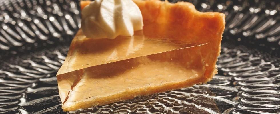 Alta cucina: la pumpkin pie quest'anno è trasparente