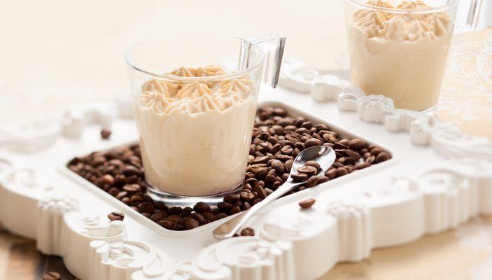 La ricetta della crema chantilly al caffè