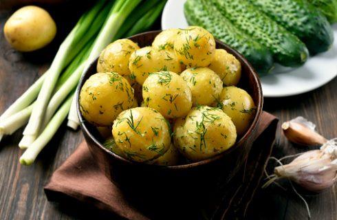 Come cucinare le patate novelle precotte o surgelate