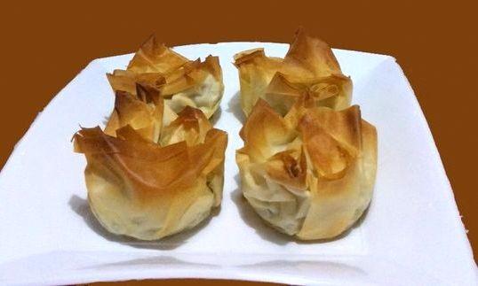 Fagottini di pasta fillo con feta e frutta secca: la video ricetta della Prova del Cuoco