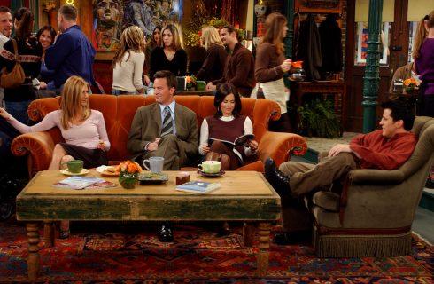 Affamati di Serie: Friends, i muffin e il caffè americano