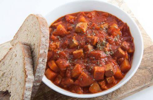 La ricetta del gulasch di verdure: perfetto per la cena