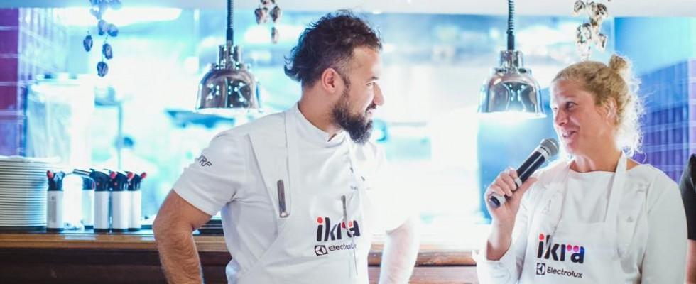 In Russia per Ikra, festival internazionale per l'alta cucina russa