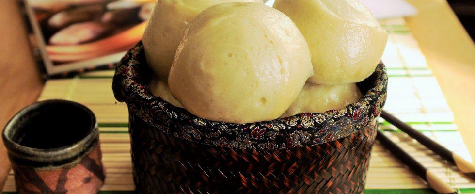 Mantou con il bimby: il pane cinese