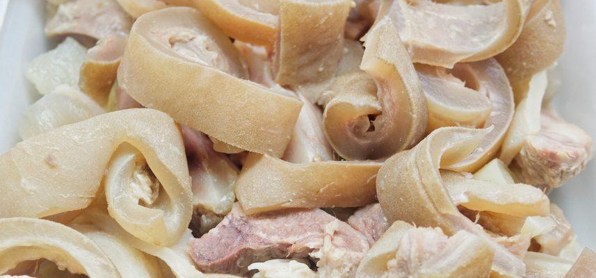 La ricetta dei nervetti con le cipolle