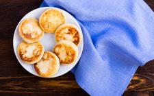 La ricetta dei pancake salati con farina di riso