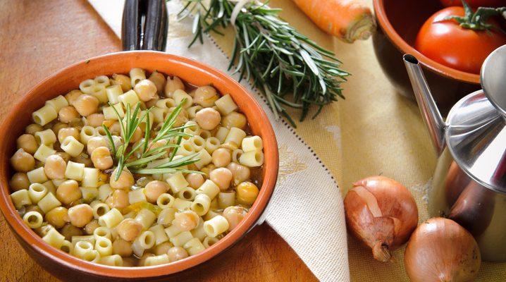 Pasta e ceci: le ricette più buone da provare