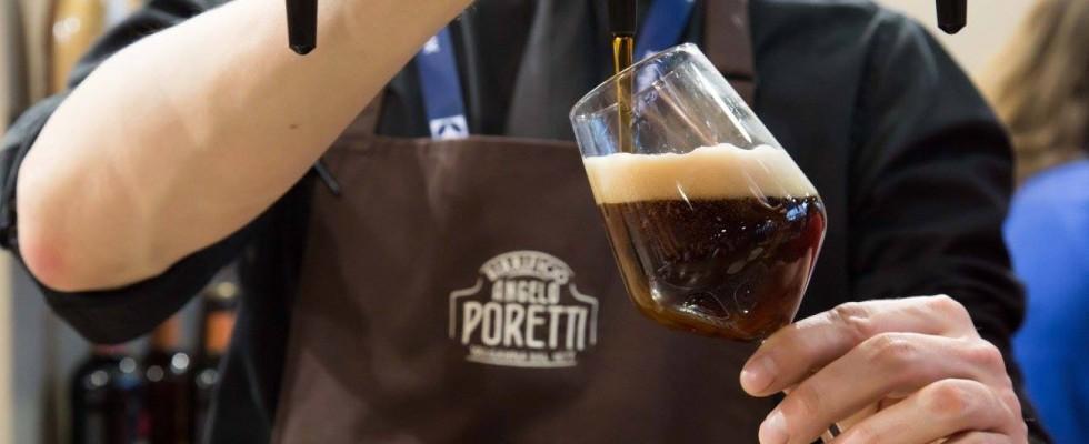 Come nasce la birra 8 luppoli Gusto Tostato