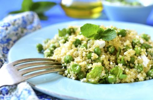 10 ricette con la quinoa bianca e rossa