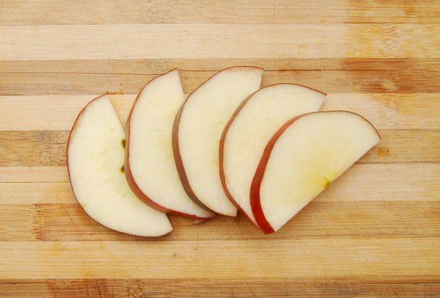 mela a fette