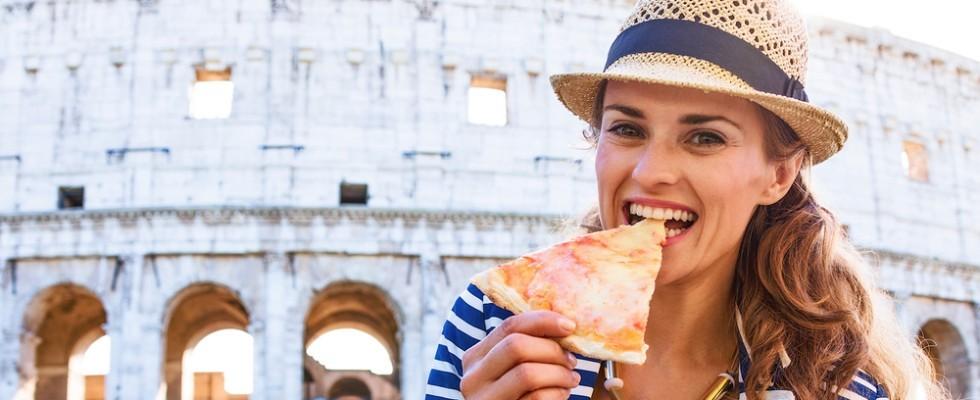 Turisti a tavola? Preferiscono l'Italia!