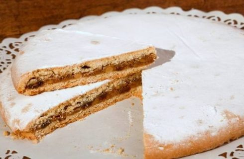 La spongata di Busseto con la video ricetta della Prova del Cuoco