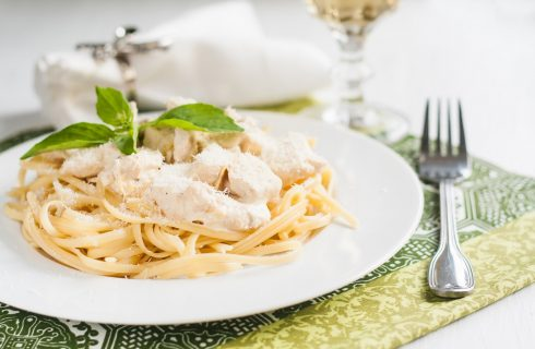 Pasta al gorgonzola, la ricetta
