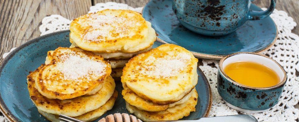 Pancake senza lievito, la ricetta facile