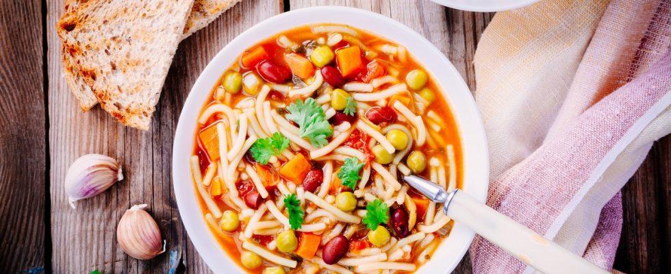 Pasta e fagioli: la ricetta classica