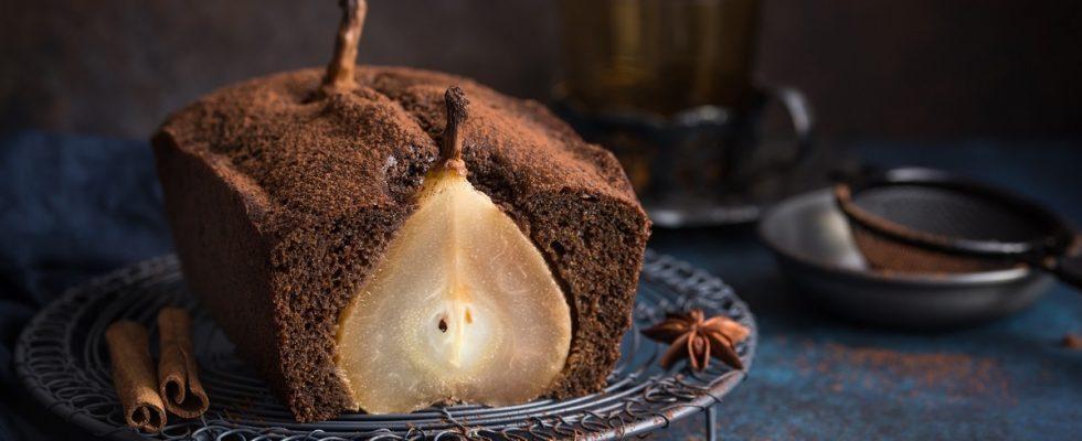Plumcake pere e cioccolato, la ricetta facile e golosa