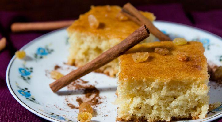 La ricetta della torta al muesli e mele