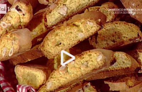I tozzetti di zia Maria della Prova del Cuoco: la video ricetta