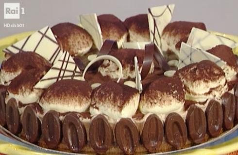 La video ricetta dei tre cioccolati della Prova del cuoco