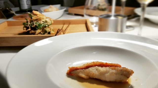 triglia-tempura
