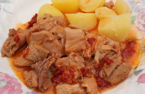 La ricetta della trippa con patate alla pignatta