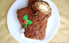 Tronchetto di Natale: la foto ricetta facile e sfiziosa