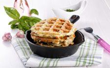 I waffles salati da preparare con la ricetta originale