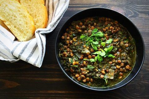 La ricetta della zuppa di lenticchie