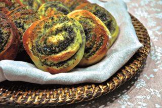 Bimby: le girelle di pane con cavolo nero e pecorino toscano