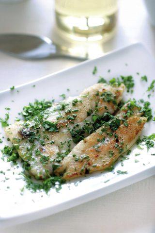 Filetto di pesce San Pietro con prezzemolo, cucinatelo con il bimby