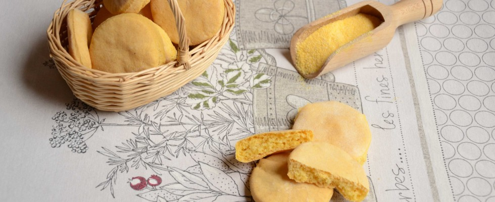 Gallette al mais: ricetta semplice se hai il bimby
