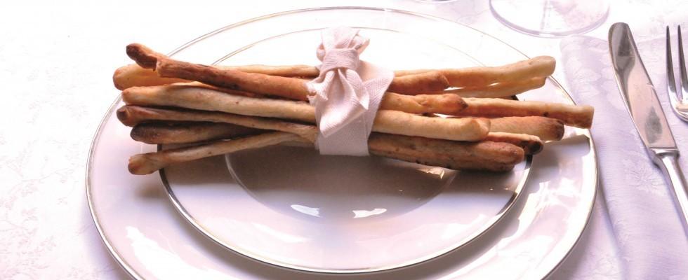 Grissini semplici al bacon, da fare con il bimby