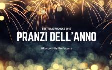 Best Agrodolce 2017: i pranzi dell'anno