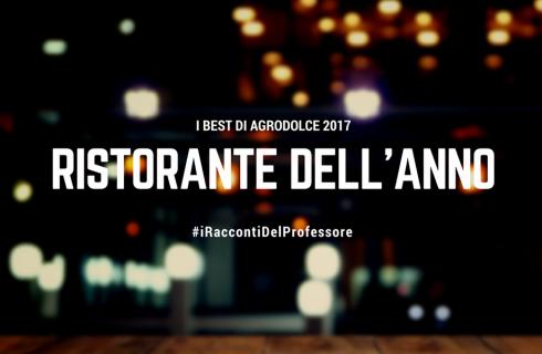 I BEST di Agrodolce: il miglior Ristorante per il 2017