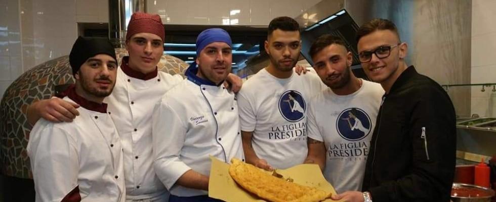 La rinascita della pizza a Caserta: apre La Figlia del Presidente