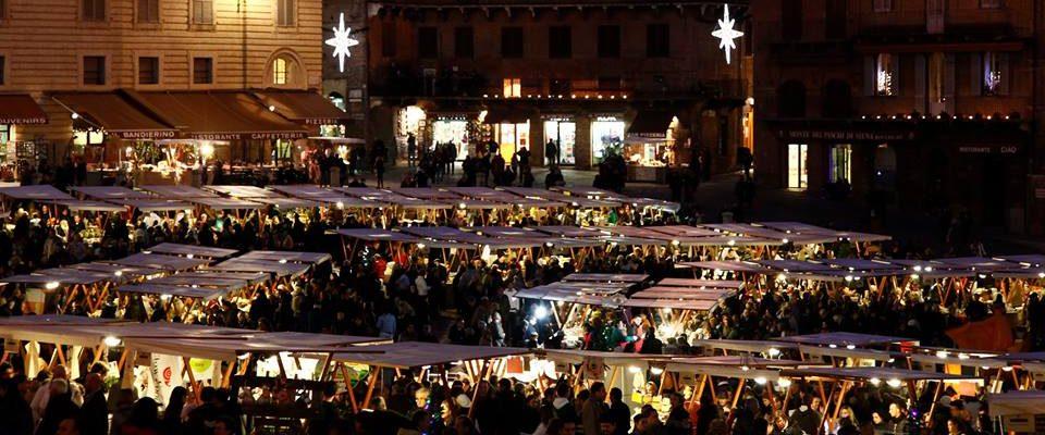 Natale: ecco 4 mercatini gastronomici in Toscana