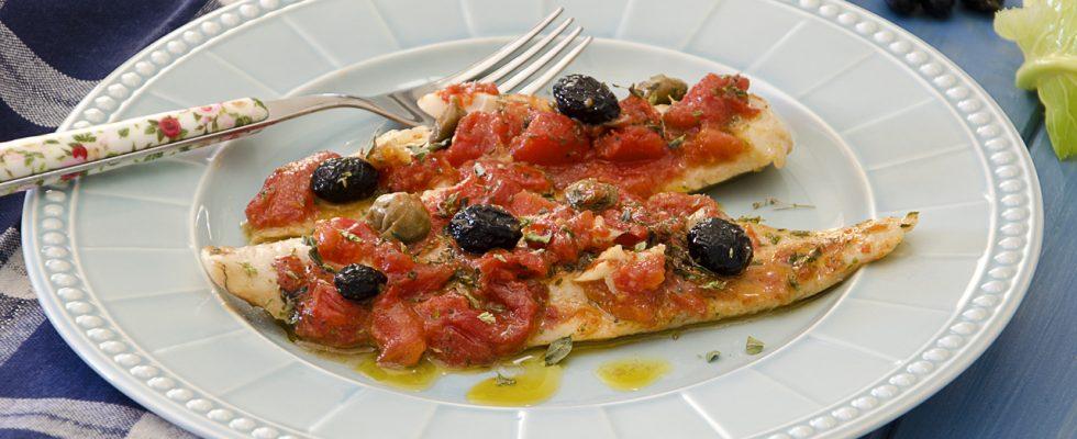 Merluzzo alla pizzaiola, un secondo di pesce intramontabile