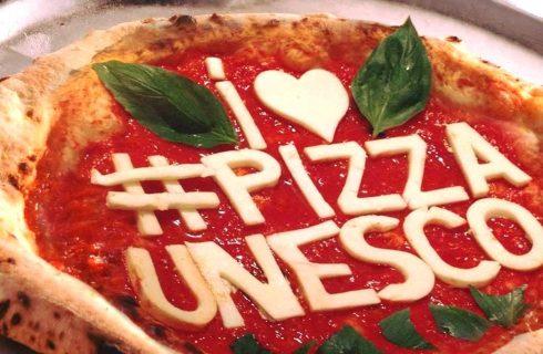 Napoli: pizza patrimonio UNESCO e il 14 dicembre sarà gratis!