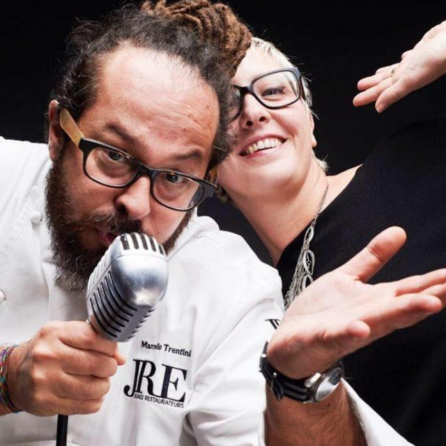 Simona e Marcello Trentini