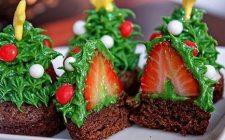 Gli Alberelli di fragola e cioccolato della prova del cuoco : la video ricetta