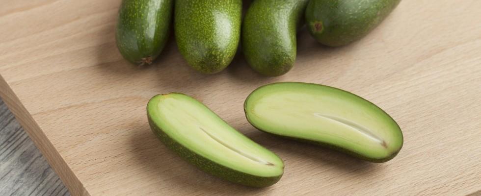 Tendenze: arriva l'avocado senza seme