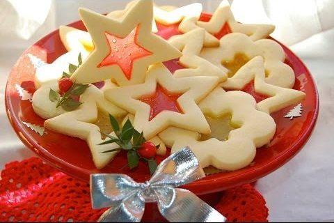La video ricetta dei biscotti di vetro della Prova del cuoco