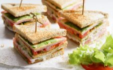 Come preparare i club sandwich di Benedetta Parodi