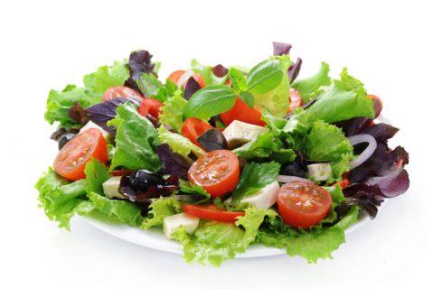5 contorni di insalata mista golosi e sani