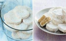 La ricetta dei lemon meltaways, i biscotti inglese da regalare a Natale