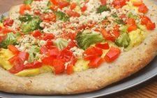 Come preparare la pizza con farina di avena