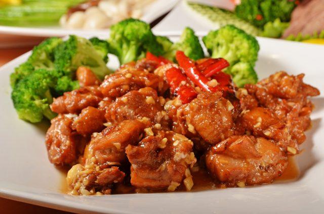 pollo del generale tso