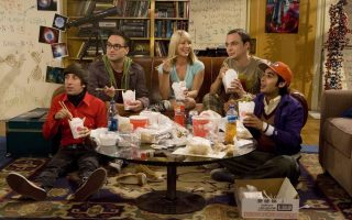 Affamati di Serie: The Big Bang Theory e il take away