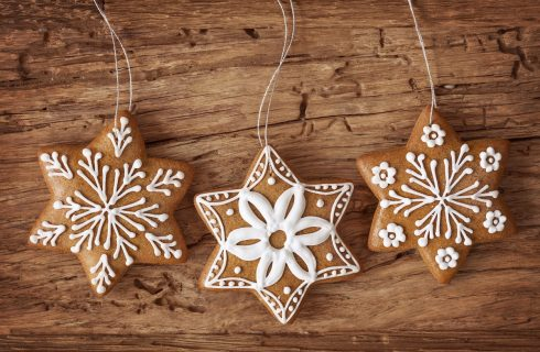 Stelle alla cannella, i biscotti tedeschi da regalare a Natale